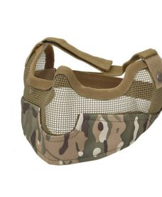 Grille protection compléte Airsoft Multicam