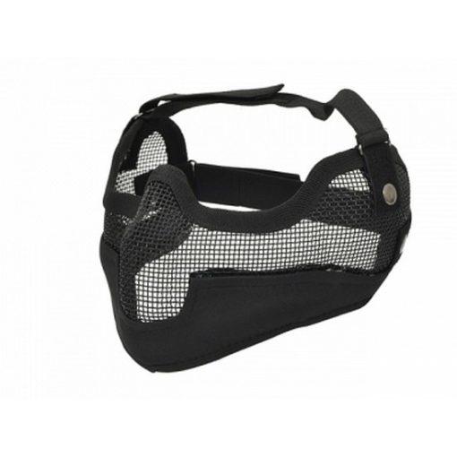 Grille protection compléte Airsoft noire