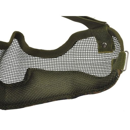 Grille protection compléte Airsoft olive