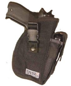 Holster ceinture Airsoft multi positions noir