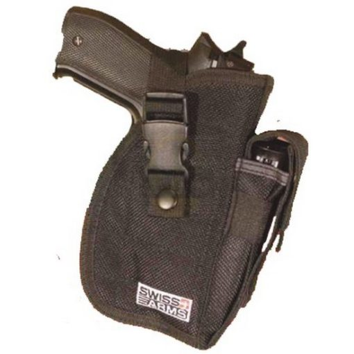 Holster ceinture Airsoft multi positions noir