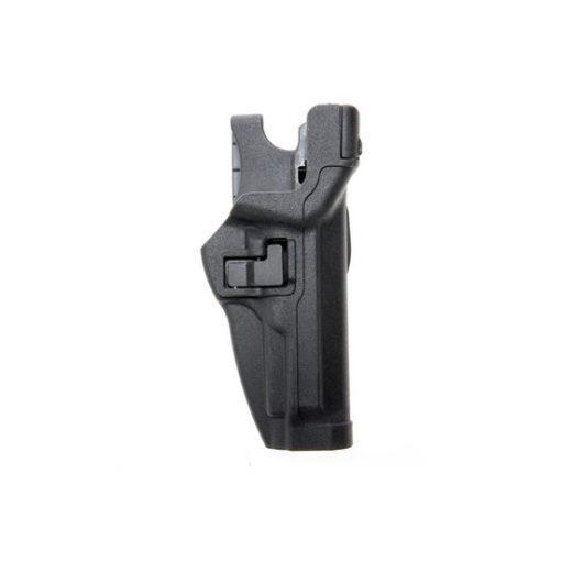 Holster M92 noir droitier Airsoft CQC Rigide