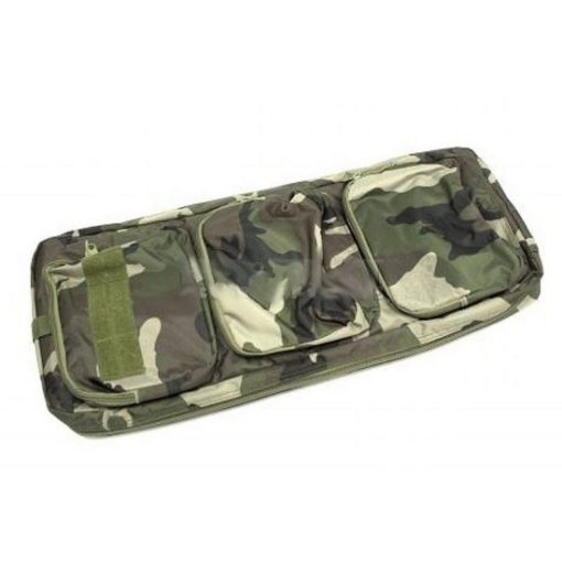 Housse transport Airsoft 65 cm camouflage