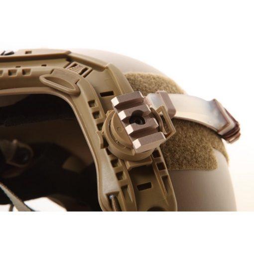 Kit Rails COMTAC pour casques tactiques Airsoft tan