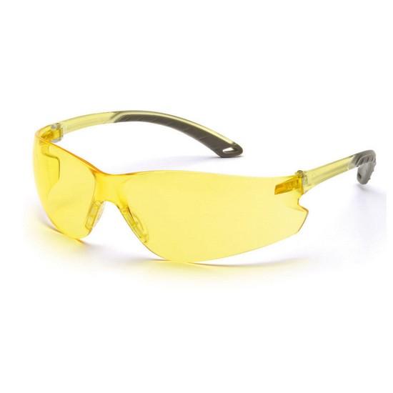 Lunettes de protection Airsoft jaune anti-buées