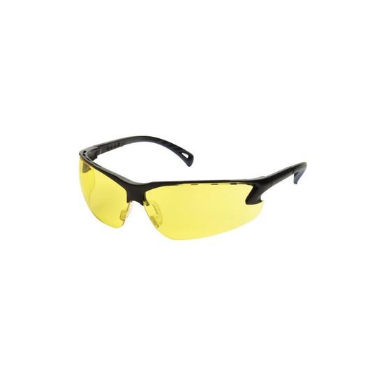 2adb47b73c4 Lunettes protection Airsoft monture ajustable verre jaune