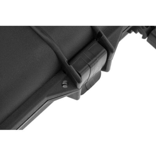 Mallette polymere Noire répliques longues Airsoft