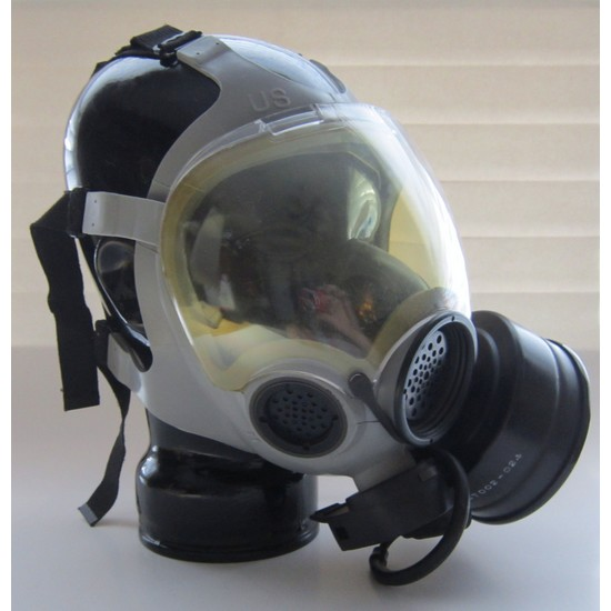 Masque à gaz Airsoft Original US Mode
