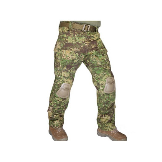 Pantalon tactique Airsoft Airsoft G3 Pencott GreenZone taille S