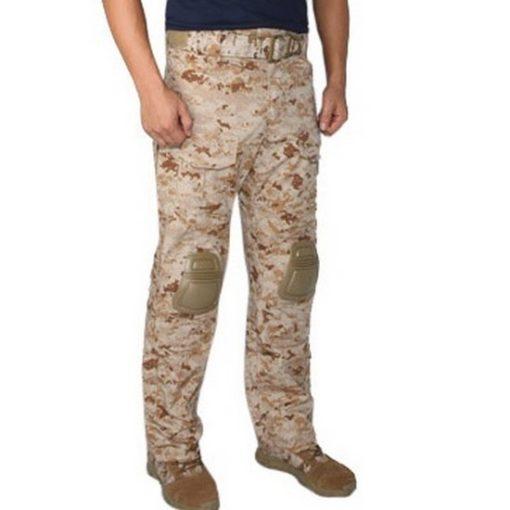 Pantalon tactique Airsoft G3 AOR1 Digital desert taille M