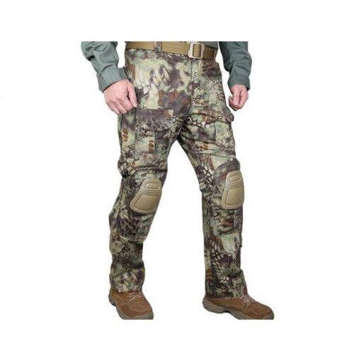 Pantalon tactique Airsoft G3 Kryptek Mandrake taille S