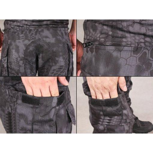 Pantalon tactique Airsoft G3 Kryptek Typhon taille S