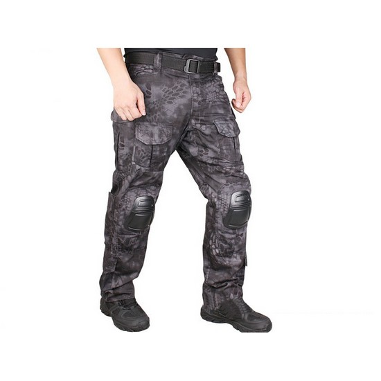 Pantalon tactique Airsoft G3 Kryptek Typhon taille S
