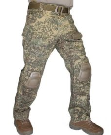 Pantalon tactique Airsoft G3 Pencott Badlands taille M