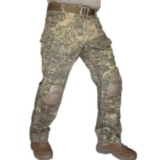 Pantalon tactique Airsoft G3 Pencott Badlands taille S