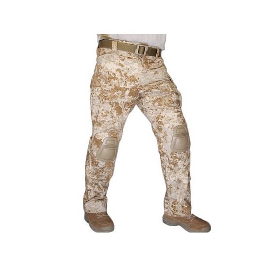 Pantalon tactique Airsoft G3 Pencott SandStorm taille S