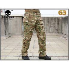 Pantalon tactique Airsoft G3 taille Multicam taille M32W