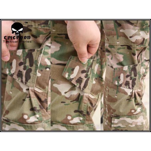 Pantalon tactique Airsoft G3 taille Multicam taille S