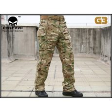 Pantalon tactique Airsoft G3 taille Multicam taille S