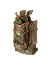 Poche Molle Airsoft taco double Decker MultiCam