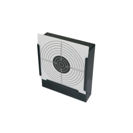 Porte cibles plat métal 14 cm pour Airsoft