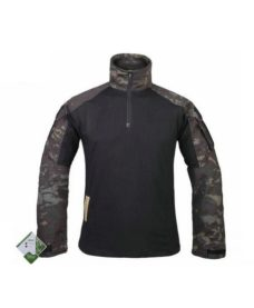 Pull militaire Airsoft G3 Black Multicam S Emerson