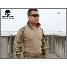 Pull militaire Airsoft G3 multicam taille S Emerson