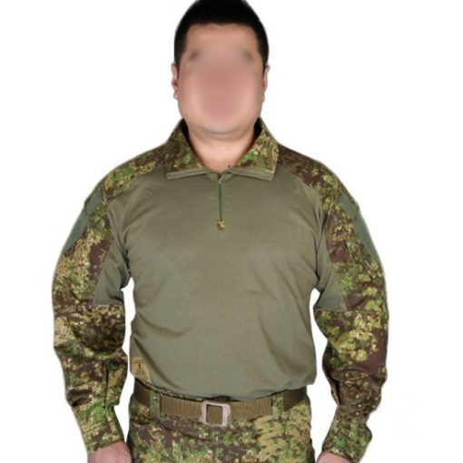 Pull militaire Airsoft G3 Pencott GreenZone S Emerson