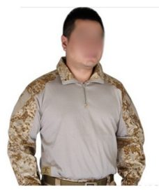 Pull militaire Airsoft G3 Pencott SandStorm S Emerson