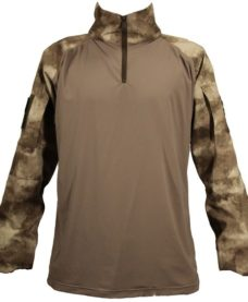 Pull militaire Airsoft Swiss Arms ATACS AU XL