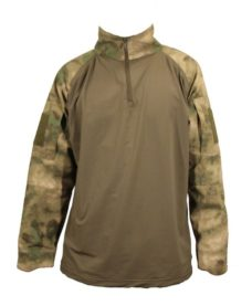 Pull militaire Airsoft Swiss Arms ATACS FG L