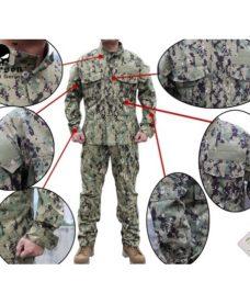 Tenue de combat militaire Emerson Camouflage XL