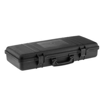 Valise transport noire polymere pour Airsoft 72 cm
