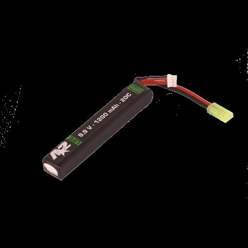 Batterie A2 LiFe 9.9V 1200 mAh 20C Stick