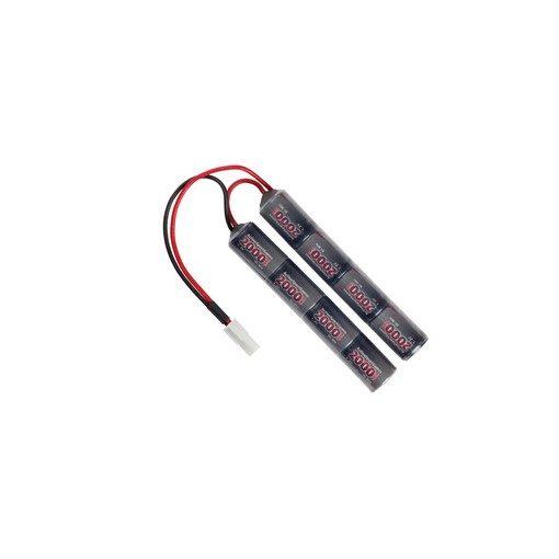 Batterie Strike NimH type papillon-crane 9.6V 2000 mAh