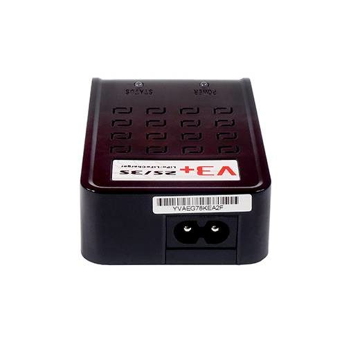 Chargeur de batteries Airsoft Li-ion LiPo LiFe