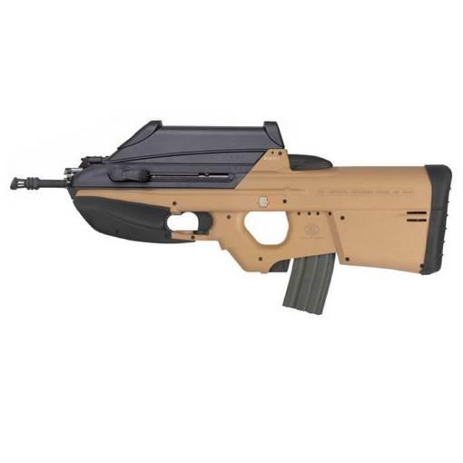 réplique FN F2000 AEG visee integree AEG G&G Tan