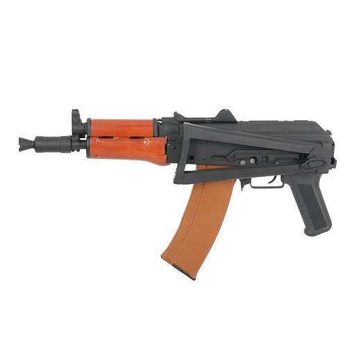 réplique Fusil AKS74U RK01W AEG acier et bois Dboys