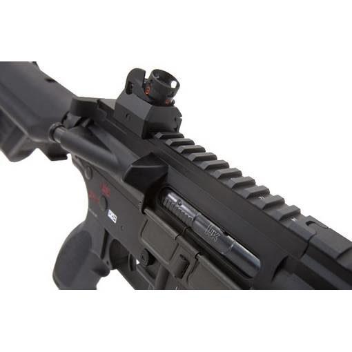 réplique Fusil HK416 CQB AEG H&K noir Umarex complet