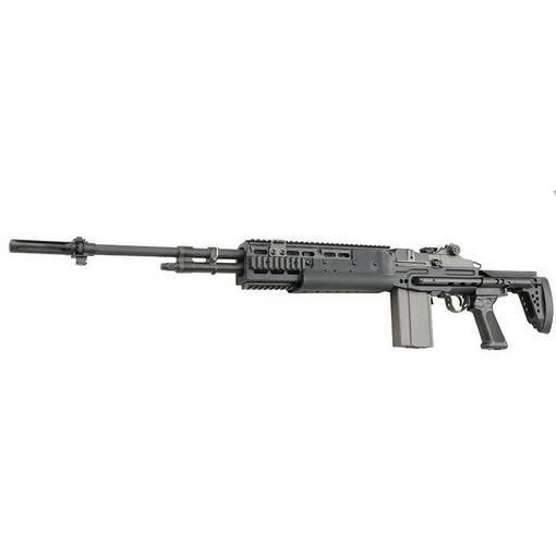 réplique Fusil M14 EBR AEG metal noir G&G