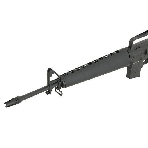 réplique Fusil M16 A1 Vietnam AEG complet Jing Gong