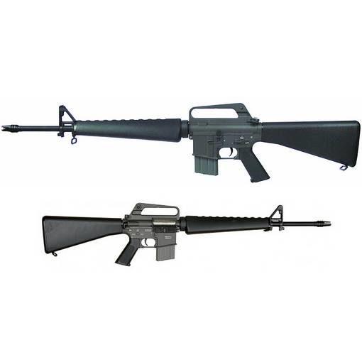 réplique Fusil M16 AEG Vietnam Classic Army