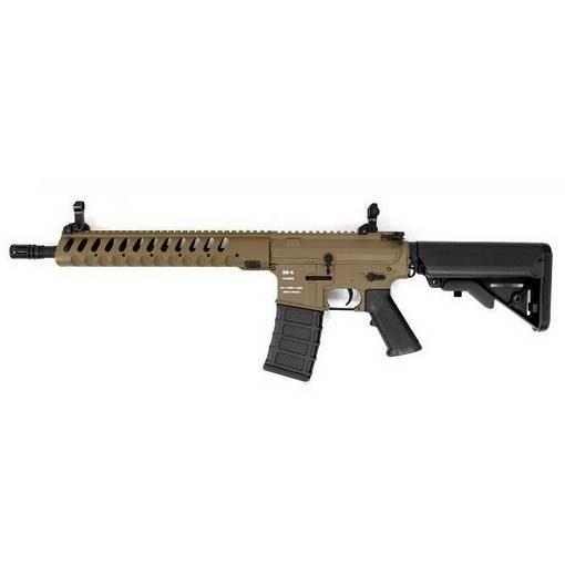 réplique Fusil M4 CA4 Delta12 Fibre Classic Army dual tone complet