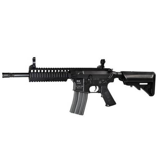 réplique Fusil M4 CA4A1 EC1 RIS fibre Classic Army noir complet