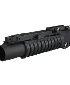 réplique Lance grenades Airsoft QD M203 court Noir