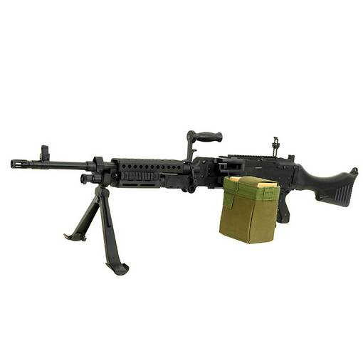 réplique Mitrailleuse M240 metal AEG Golden Eagle