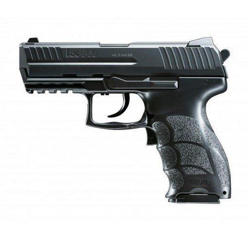 Pistolet a piles P30 H&K Umarex semi et full
