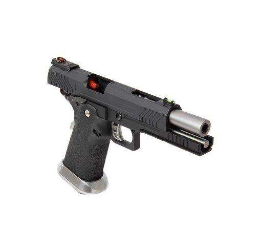Pistolet Armorer Works Hicapa 5.1 Full slide-noir CO2