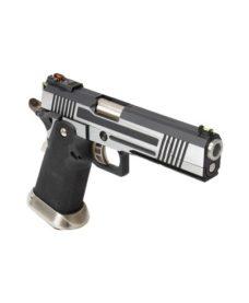 Pistolet Armorer Works Hicapa 5.1 Split slide- silver CO2