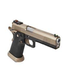 Pistolet Armorer Works Hicapa 5.1 Split slide- Tan CO2